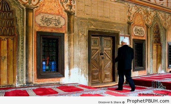 Aarena Mosque in Tetovo, Macedonia - Islamic Architecture -002