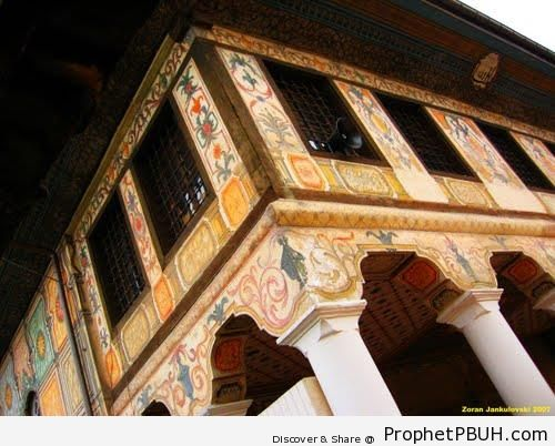 Aarena Mosque in Tetovo, Macedonia - Islamic Architecture -003