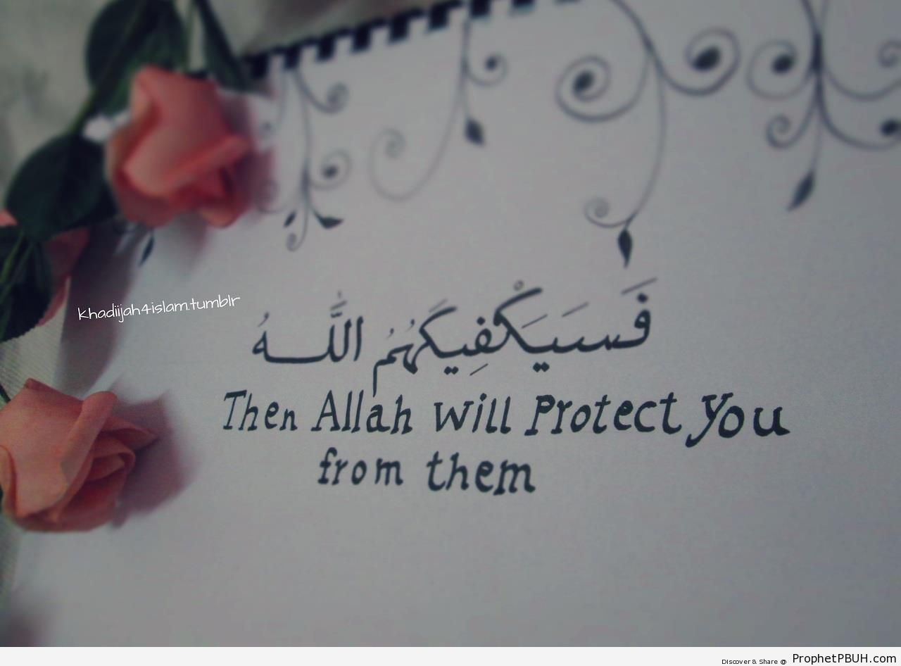 All Will Protect You (Surat al-Baqarah) - Photos