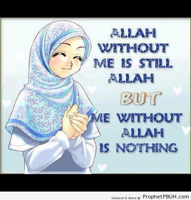 Allah - Drawings