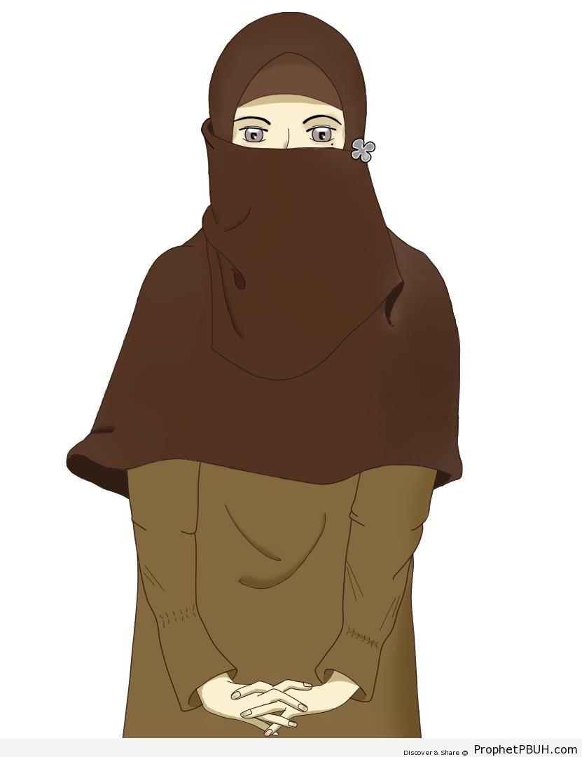Anime Niqabi - Drawings -003