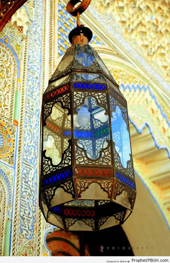 Arabic Lantern and Islamic Architecture in Morocco - Islamic Architecture