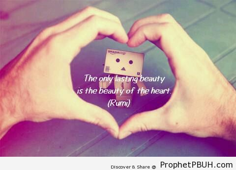 Beauty - Islamic Quotes