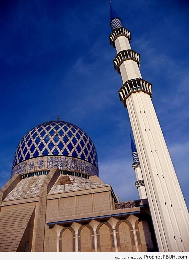 Biggest Mosque in Southeast Asia [Edit- Incorrect] - Islamic Architecture