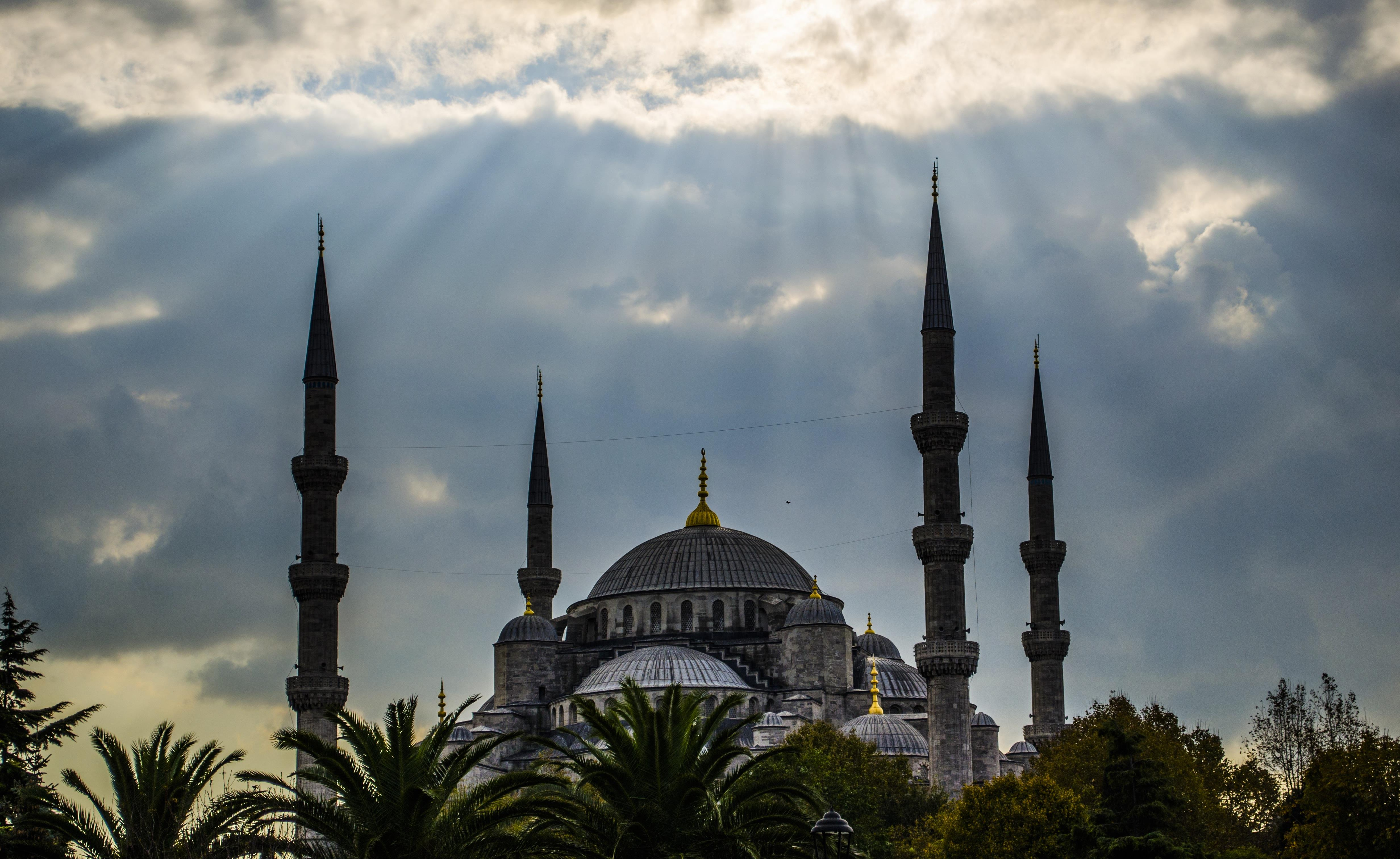 Blue Mosque (Istanbul, Turkey) - Islamic Architecture -003