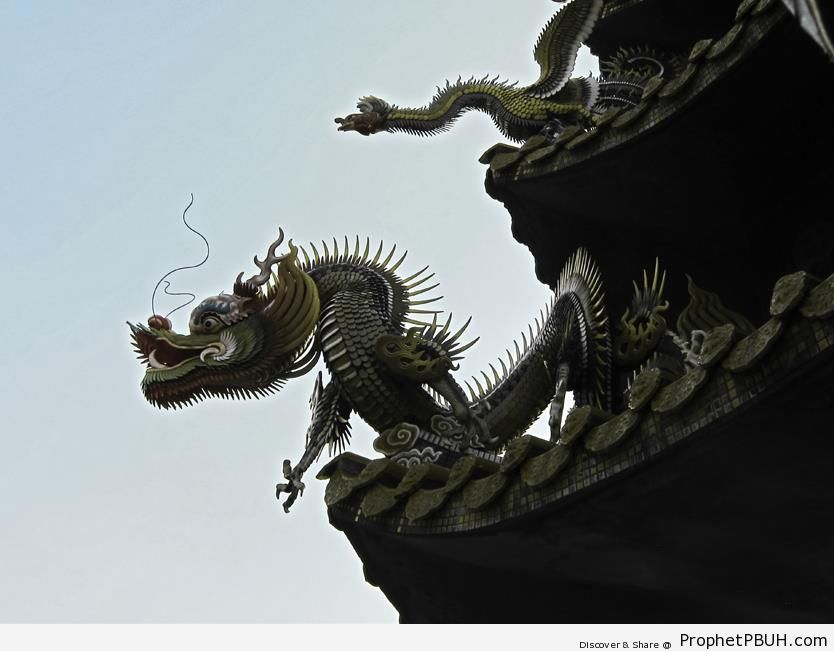 Chinese Dragon (Royalty Free) - Artist- Cloud -