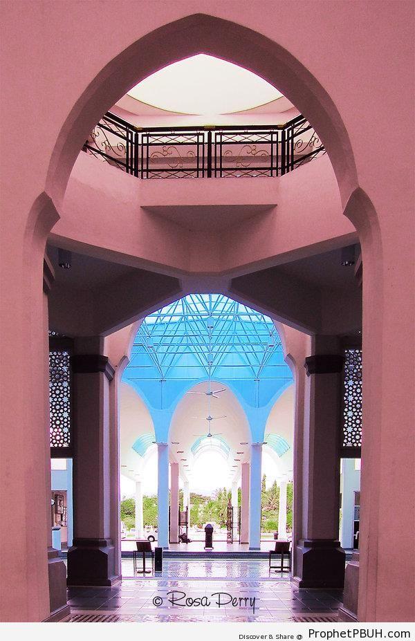 City Mosque (Kota Kinabalu, Malaysia) - Islamic Architecture