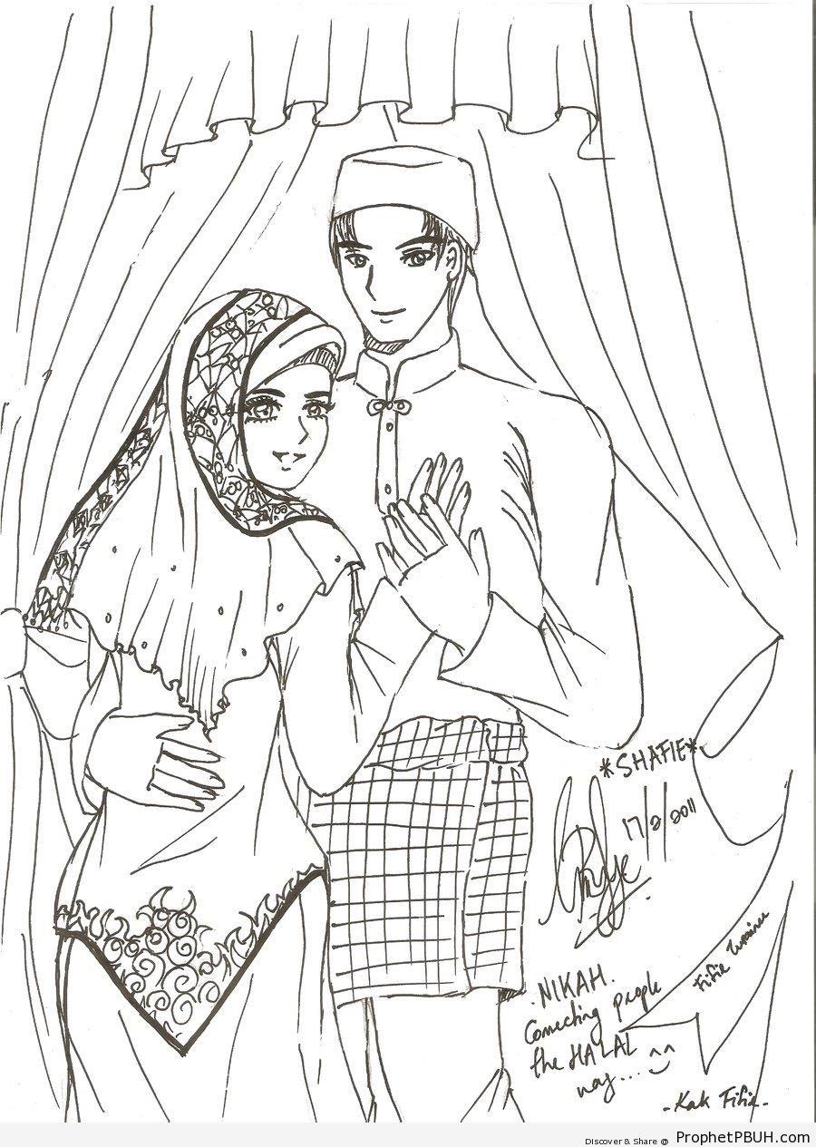 Embrace - Drawings