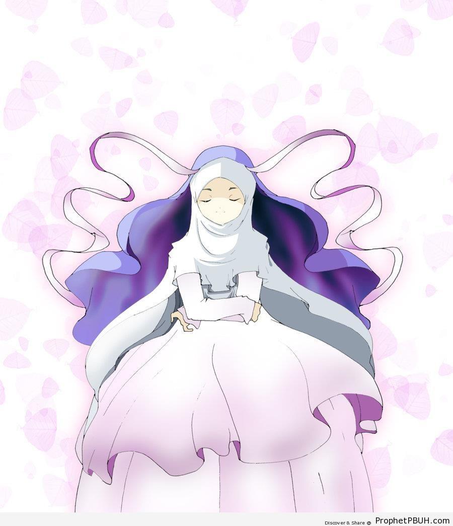 Fairy Tale Hijabi - Drawings