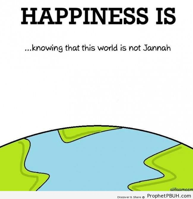 Happiness - Islamic Quotes