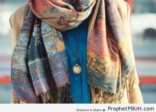 Hijab Colors - Photos