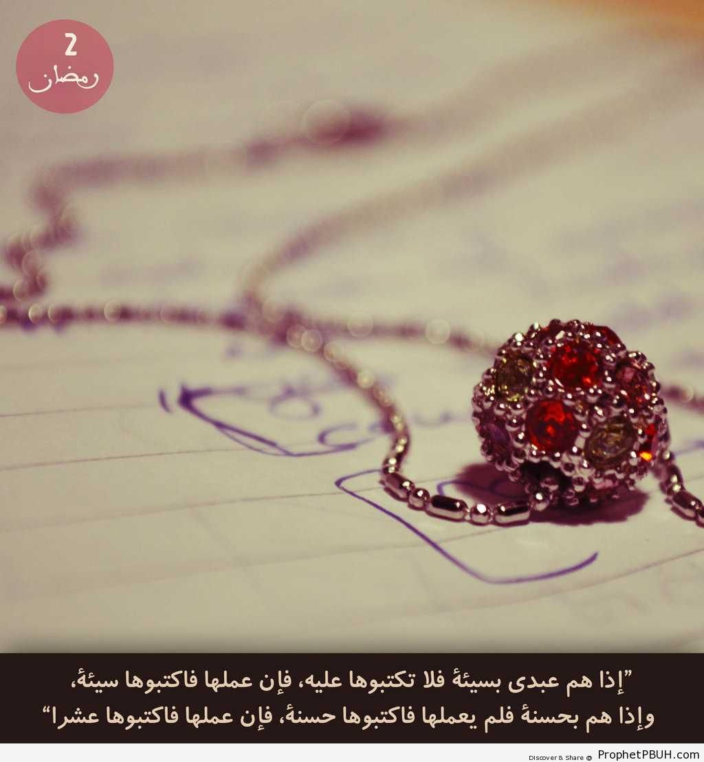 Intentions - Hadith -Picture