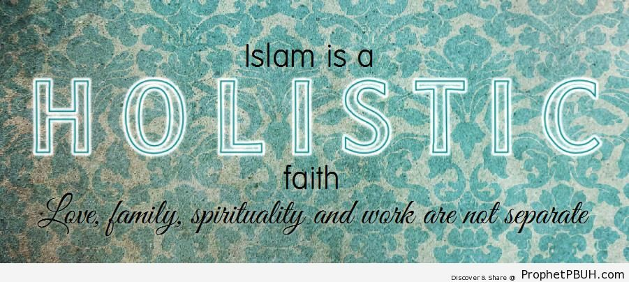 Islam - Islamic Quotes