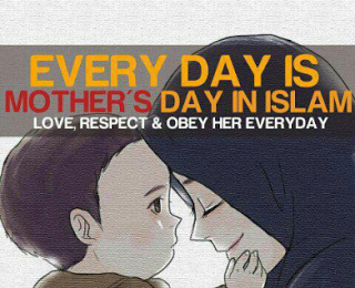 Quotes about Mother in Islam