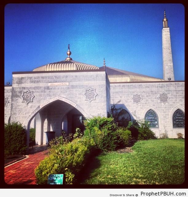 Islamic Center of Greater Cincinnati in Ohio, United States - Islamic Architecture