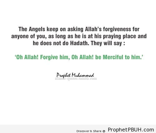 Islamic Hadeeths (5)