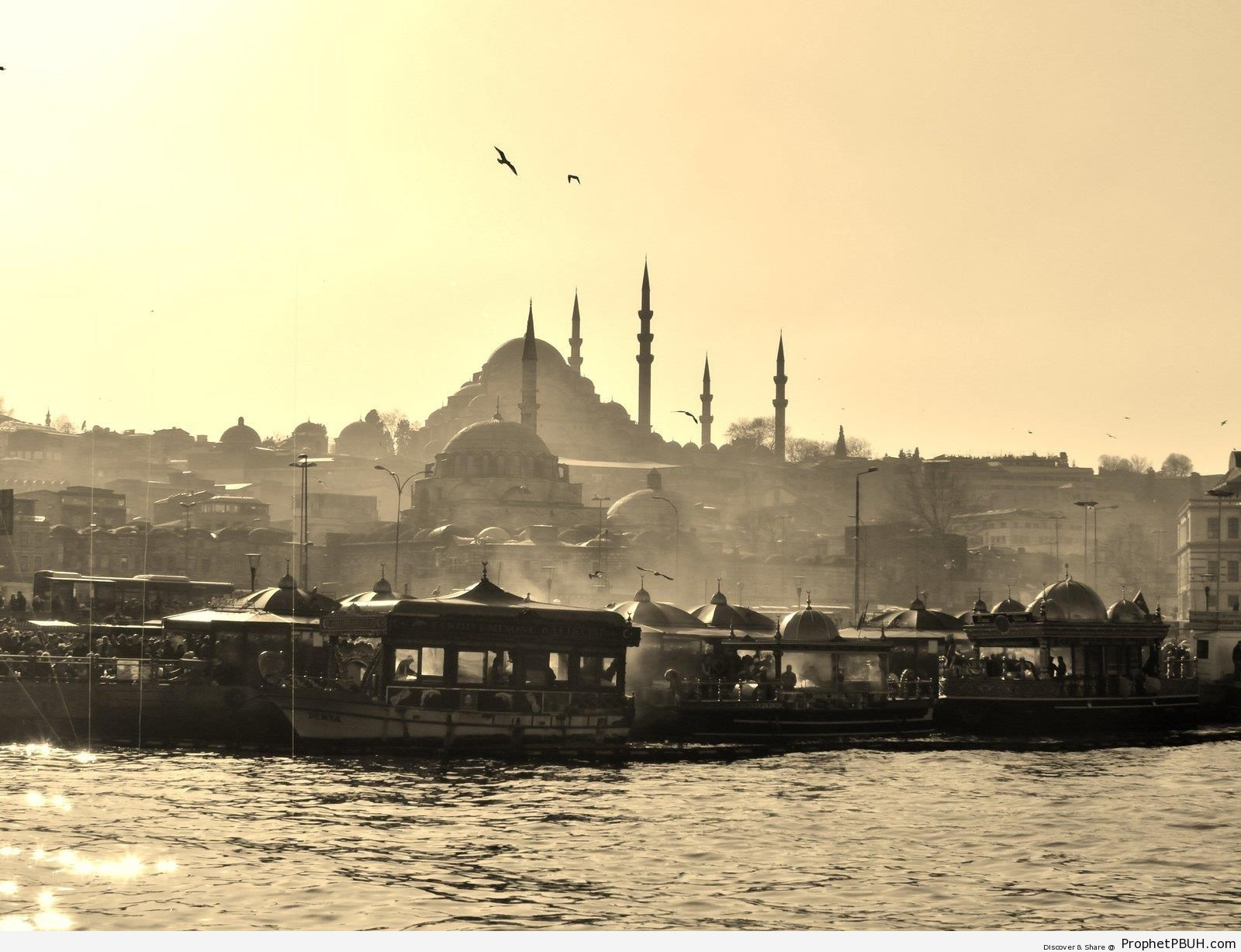 Istanbul - Islamic Architecture -002