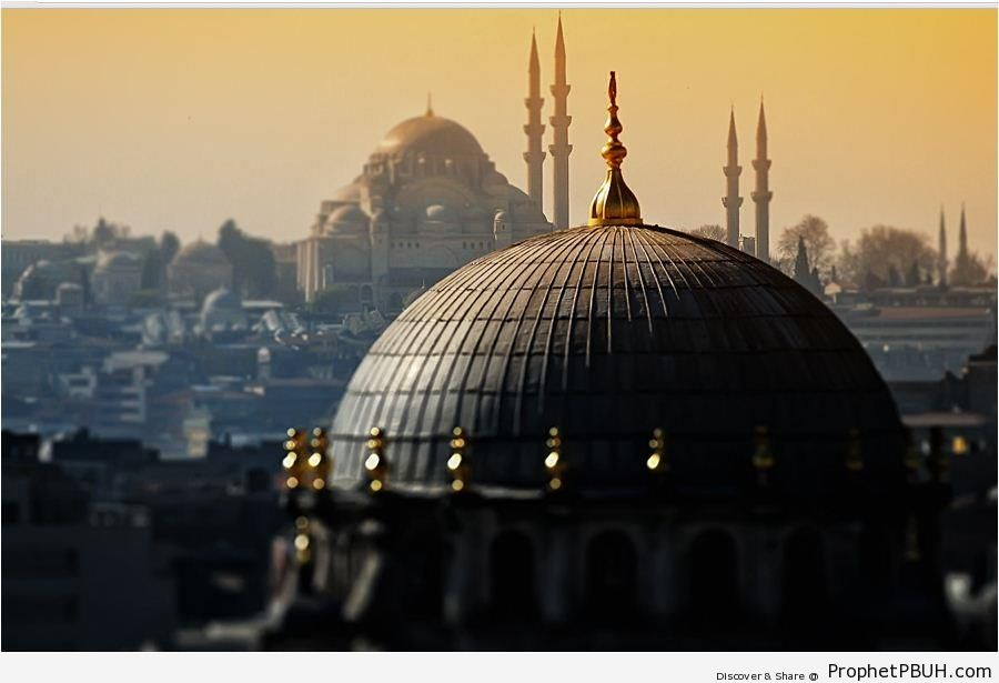 Istanbul - Islamic Architecture -005