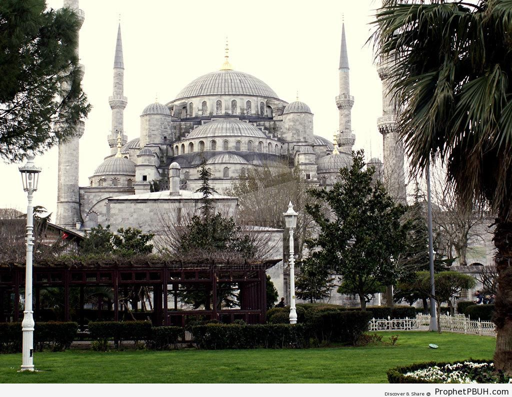 Istanbul - Islamic Architecture -008