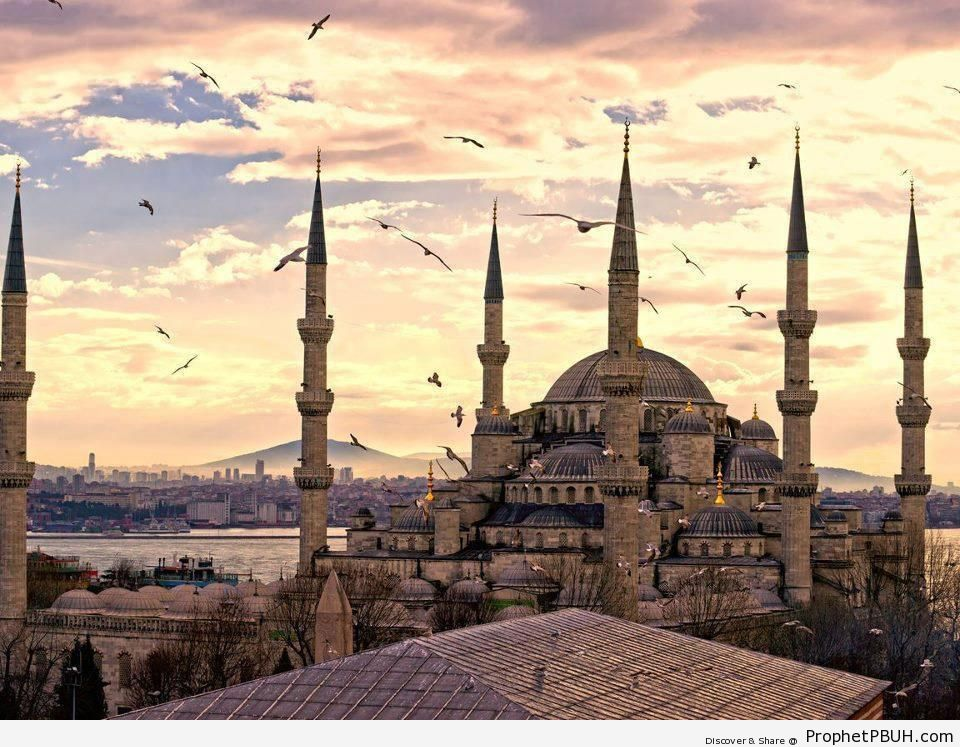 Istanbul - Islamic Architecture -010