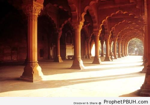 Lahore Fort - Islamic Architecture