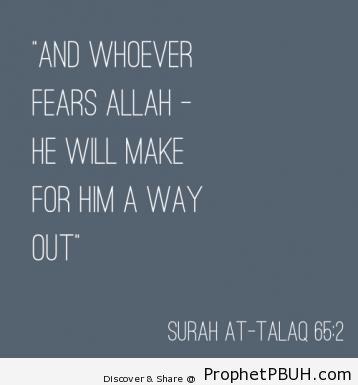 Meaningful Teachings of Islam (166)