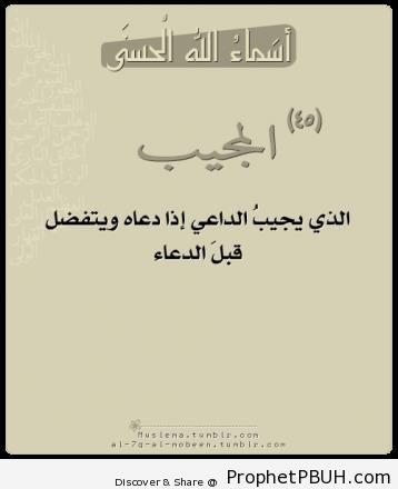 Meaningful Teachings of Islam (181)