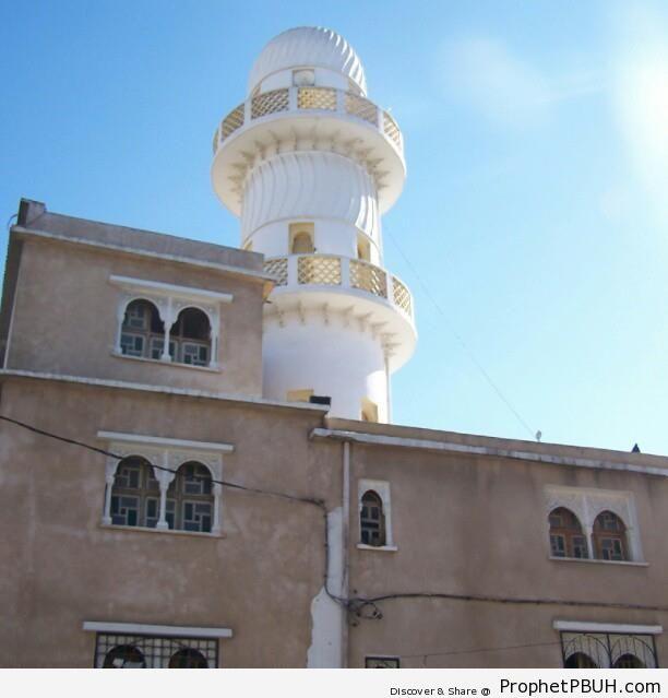 Minaret in Algeria - Algeria
