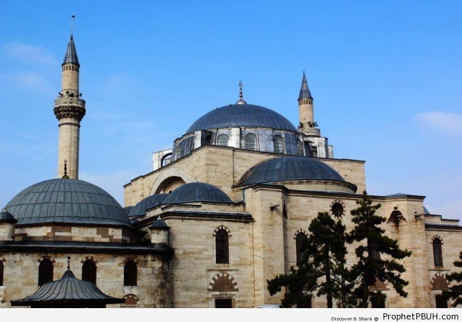 Mosque in Ankara, Turkey - Ankara, Turkey -Picture