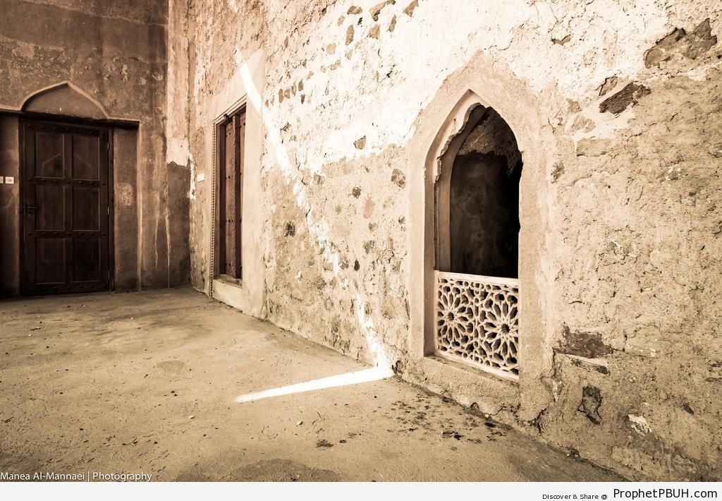 old houses Ibri Oman | Andy in Oman