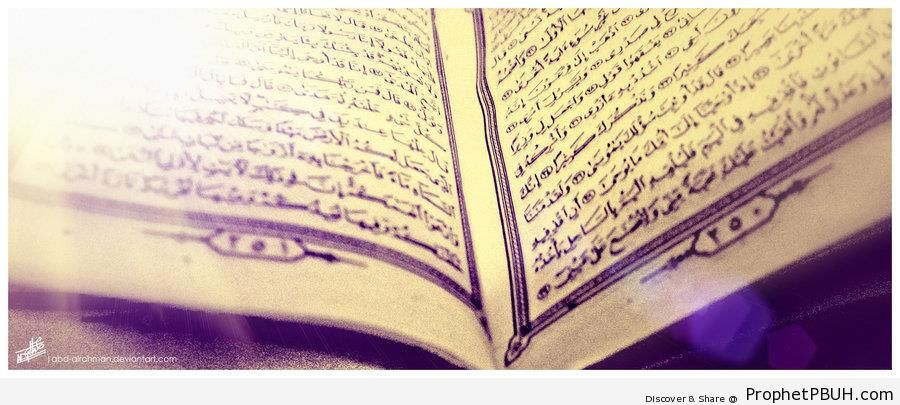 Open Quran - Mushaf Photos (Books of Quran)