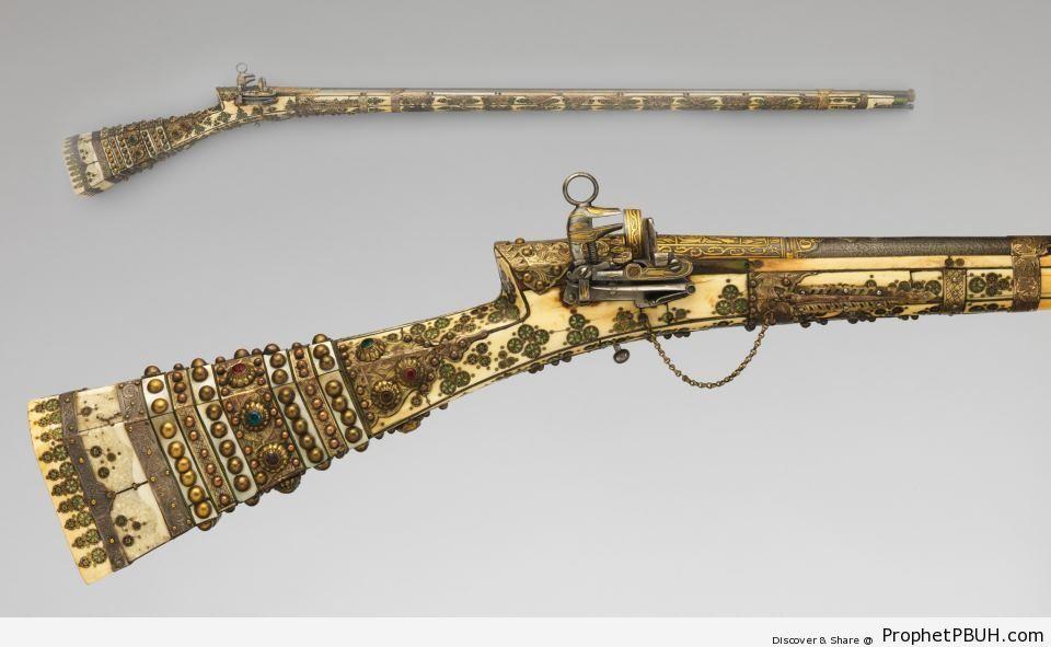 Ottoman Gun - Ottoman Art