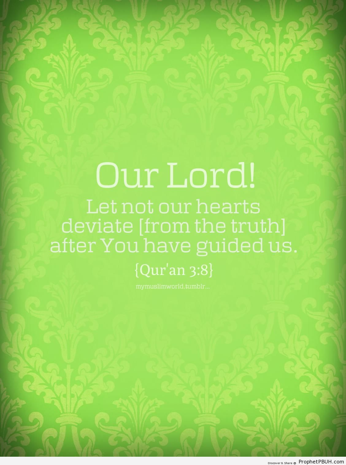 Our Lord! - Dua -Pictures