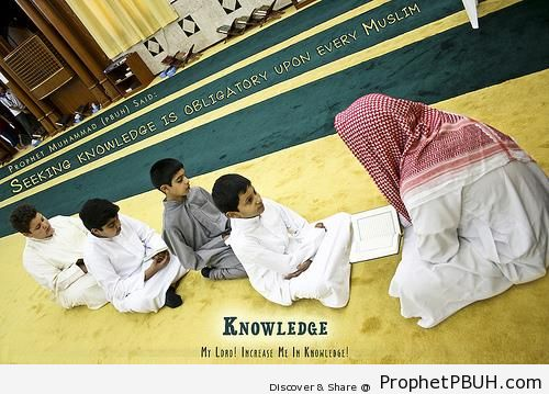 Prophet Muhammad SAW Sayings (1)