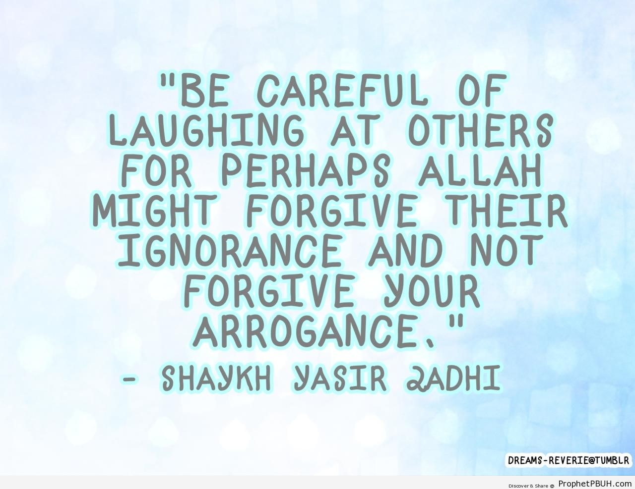 Quotes by Muslim Speakers (5)