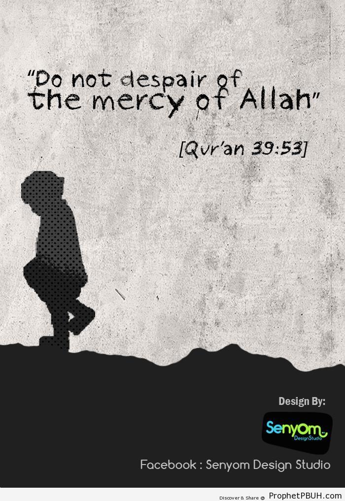 Quran 39-53 - Islamic Quotes
