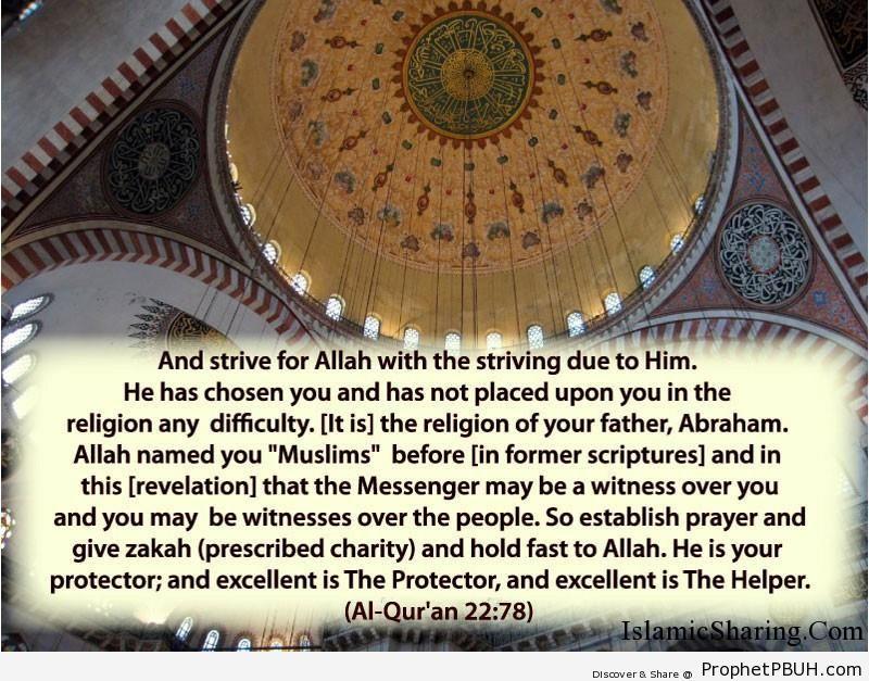 Quran Chapter 22 Verse 781
