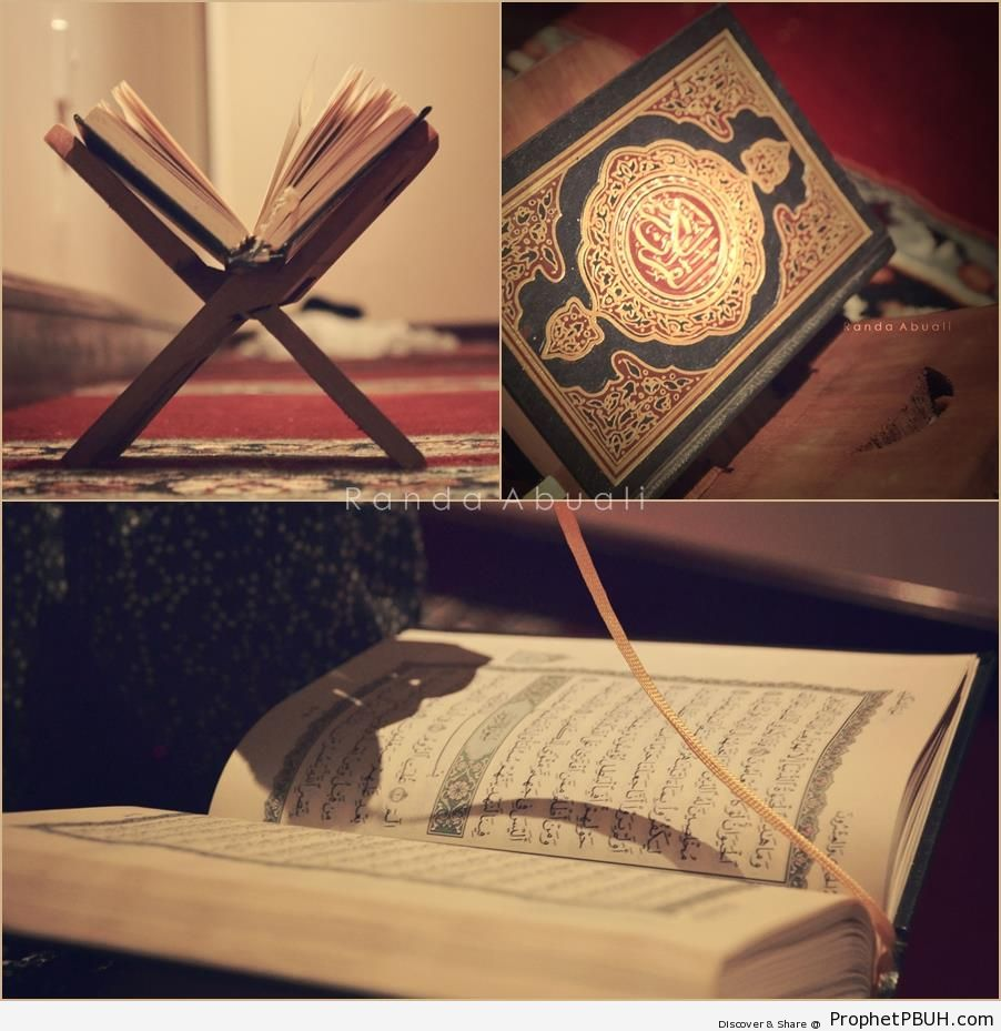 Quran - Mushaf Photos (Books of Quran) -004