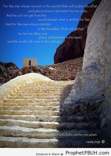 Sayings of the Prophet pbuh (4)