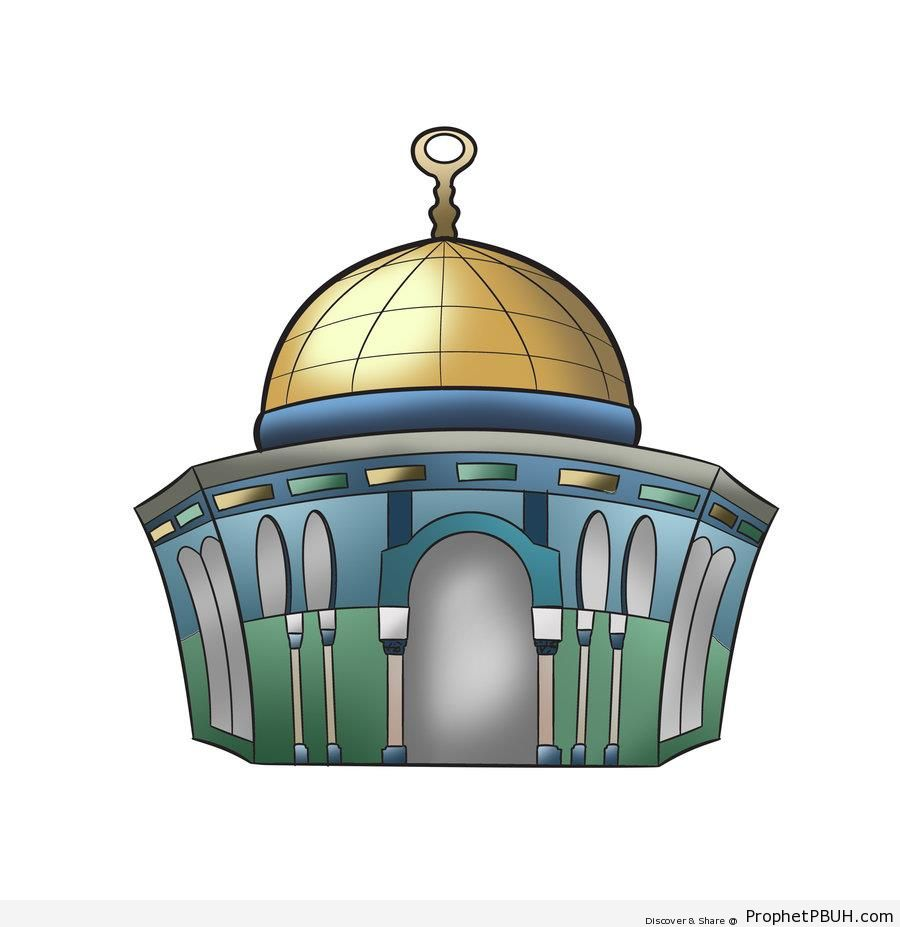 Simple Mosque Icon - Drawings