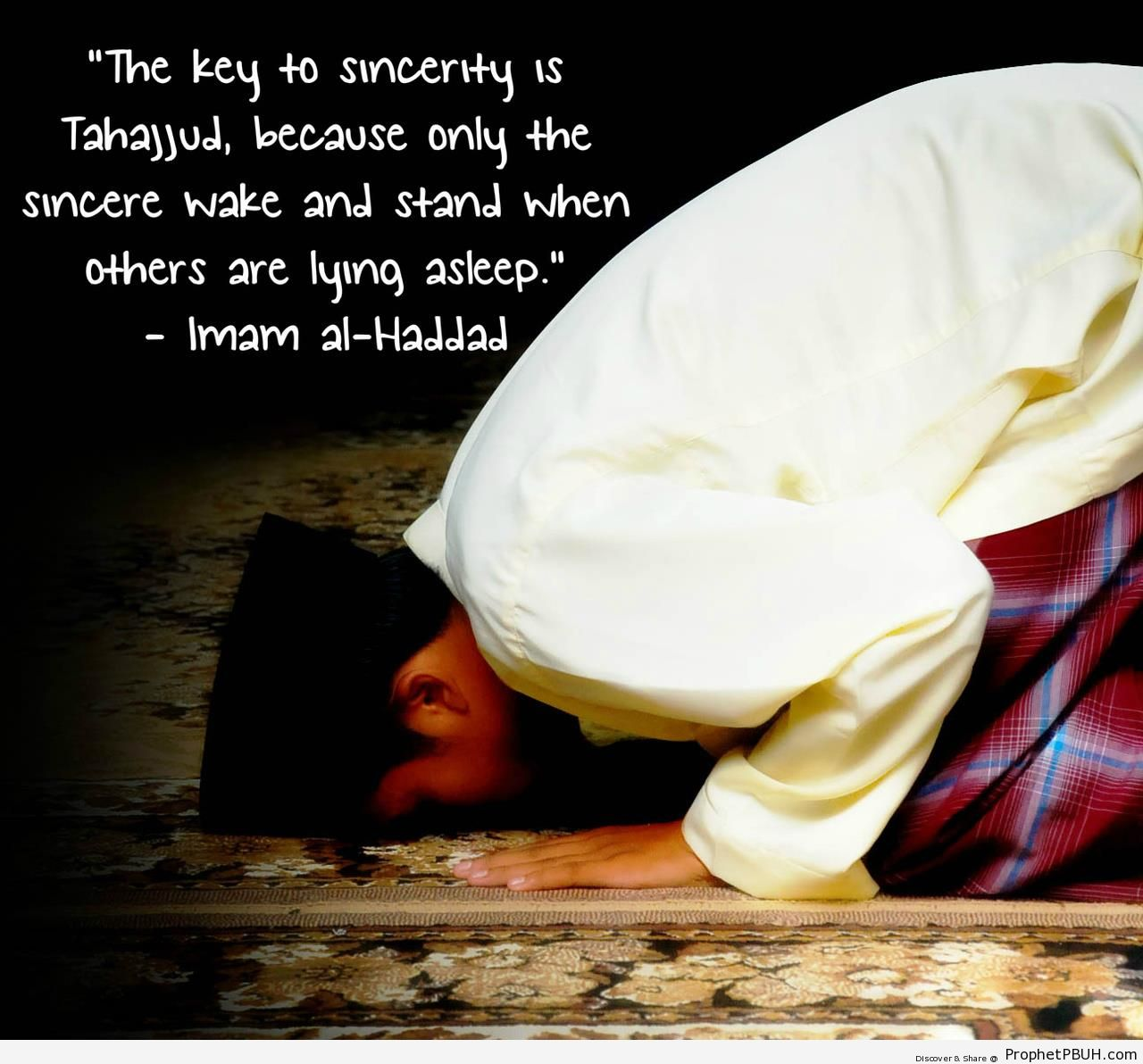 Sincerity - Imam ibn Alawi al-Haddad quotes