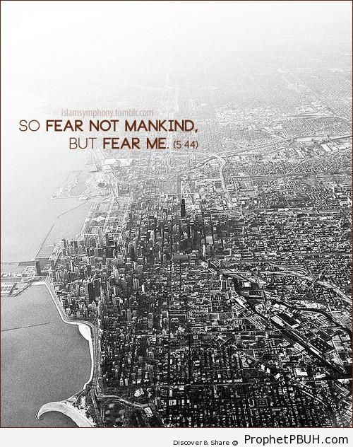 So Fear Not Mankind - Aerial Cityscapes