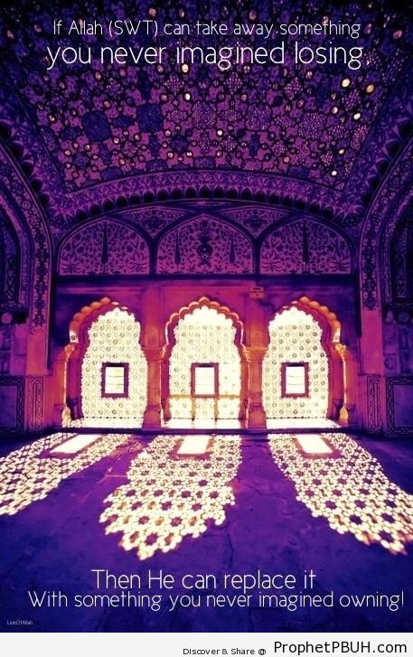 Something You Never Imagined - Islamic Architecture