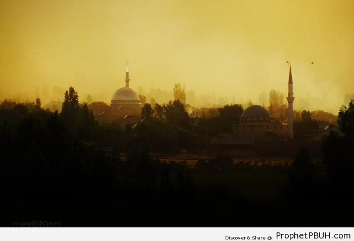 Somewhere in Turkey - Islamic Architecture
