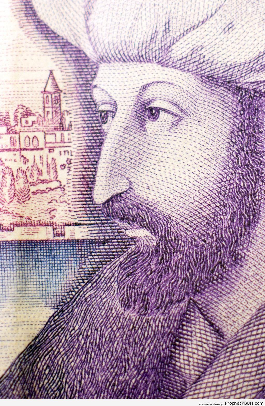 Sultan Mehmet al-Fatih - Drawings