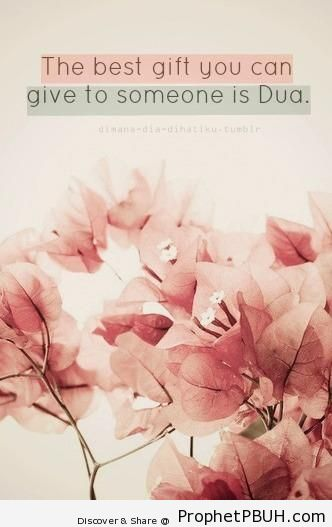 The Best Gift - Islamic Quotes