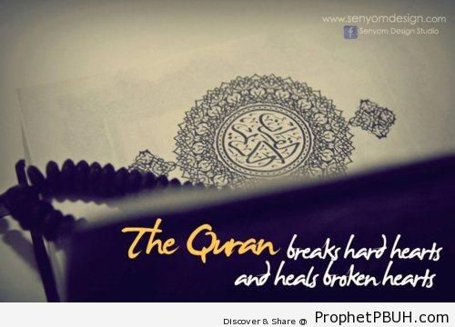 The Quran - Islamic Quotes About the Heart in Islam