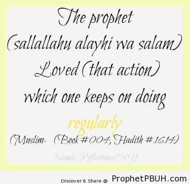 The prophet (sallallahu alayhi wa salam) - Home » Hadith » The prophet (sallallahu alayhi wa salam)