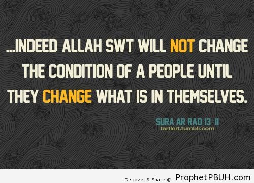 Until They Change - Quran 13-11