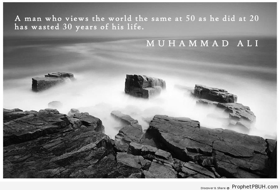 Muhammad Ali Quotes About Islam